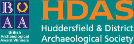 HDAS Logo - British Archaeological Award Winners